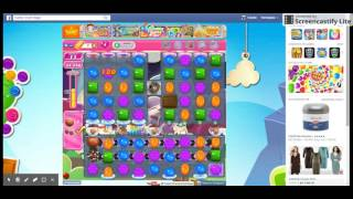 Level 1235 candy crush NO BOOSTERS***