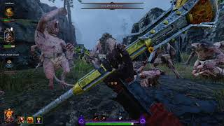 Vermintide 2 Sienna - 100% block cost reduction setup