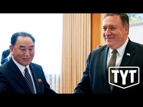 WEIRD: North Koreans Keep Asking Pompeo How He Slept