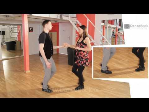 Disco Samba - Poziom 3 - Podwójny obrót pod ręką - DanceBook.pl from YouTube · Duration:  4 minutes 52 seconds