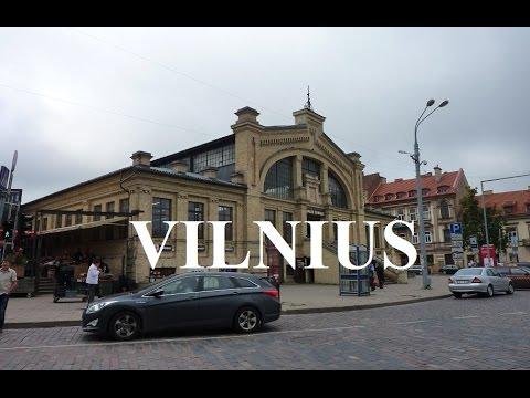 """Lithuania/Vilnuis ''Markthalle (Halės turgus)"""" Part 7"""
