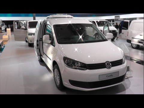 1b5ac33b71 Volkswagen Caddy Refrigerated Van 2015 In detail review walkaround Interior  Exterior