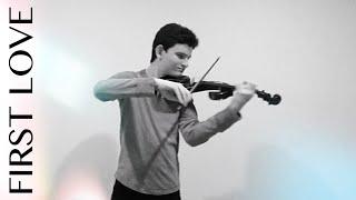 Caio Ferraz - Jennifer Lopez - First Love (Electric Violin Cover)
