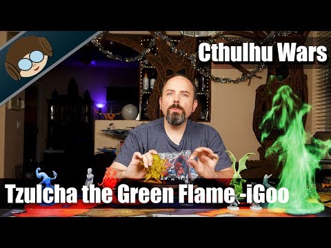 Tzulcha - the one Independent GOO that everyone wants! - Cthulhu Wars Strategy