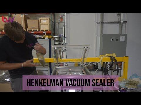 Henkelman Vacuum Sealer Demo