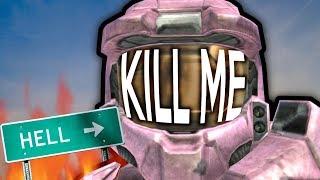 Halo 2 Except It