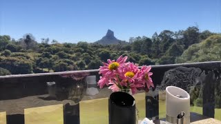 Beautiful Lookout Café Queensland Australia / Trip to the Majestic Glasshouse Mountains Vlog part 2