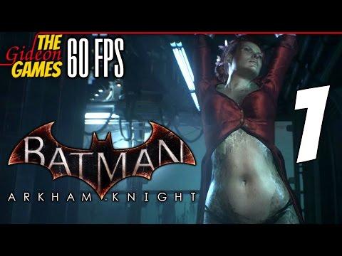 Batman Arkham Origins PC Gameplay Walkthrough Part 1 - Batman vs Killer Croc