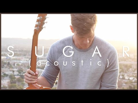 Maroon 5  Sugar Tyler Ward Acoustic   Music