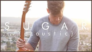 Maroon 5 - Sugar (Tyler Ward Acoustic Cover) - Music Mp3