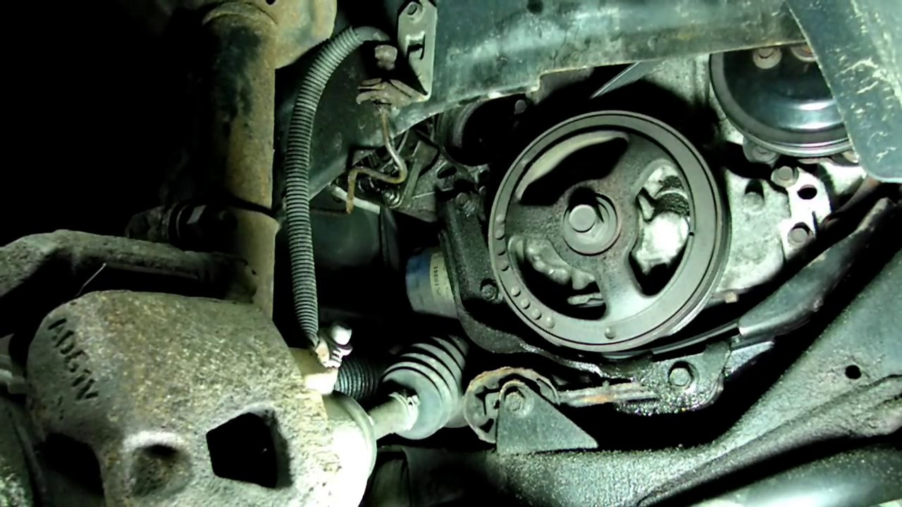 2000 Saturn L200 Timing Belt