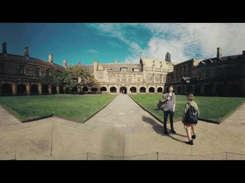 The University of Sydney in 360 degrees