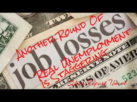 Mass Job Losses! The Unemployment Lie Exposed! Economic Collapse 2017