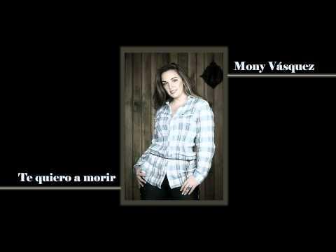 Mony Vásquez -