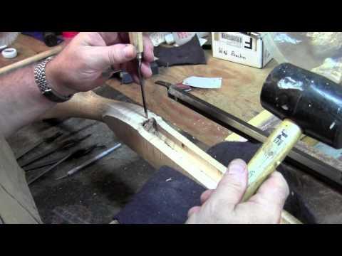 Lehigh County Inspired flintlock rifle build Update 2