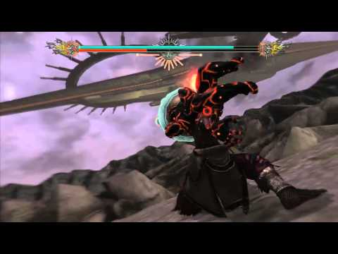 Asura's Wrath demo gameplay