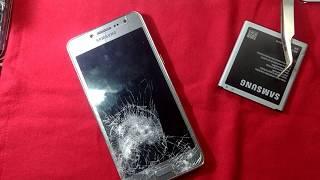 Como cambiar display y táctil Samsung J2 prime/cambio de táctil y display J2 prime.