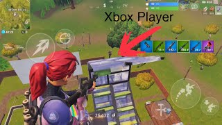 Good Fortnite Mobile Player Vs Xbox Player(67+wins)(470+kills)