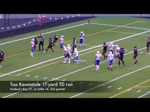 Hudson's Bay vs. La Salle highlights