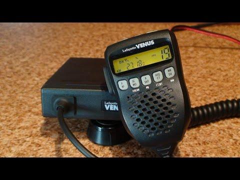 Lafayette Venus - Zanim kupisz cb radio - Test # 27