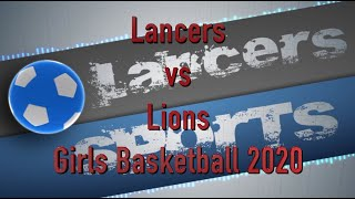 LHS Girls Basketball vs Chelmsford