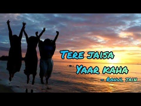 tere-jaisa-yaar-kahan-full-song-(lyrics)-🎵-||-sandesh-lyrical-||