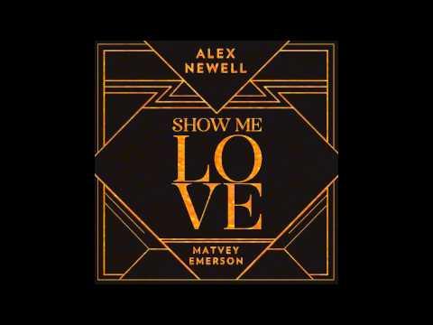Alex Newell & Matvey Emerson -