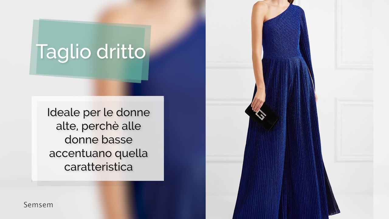 brand new 2bfdf eea78 Tute eleganti da cerimonia: 4 tipologie di jampsuit per essere l'invitata  perfetta ♥️