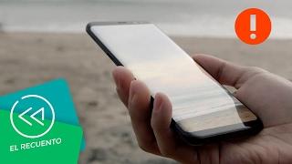Samsung Galaxy S8 y su primer fallo de seguridad | El recuento