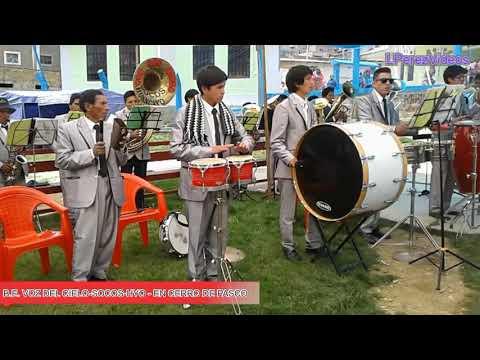 Banda Voz del Cielo - Socos - Huancayo