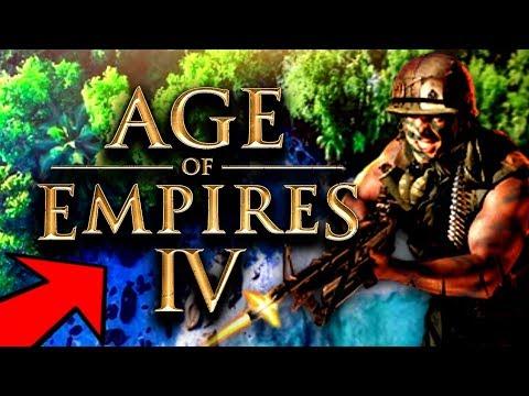Age of Empires IV: filtran imagen de lo que sería uno de los