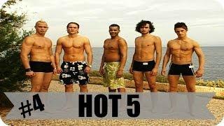 Hot 5: Männer-Spezial Da kann man wieder Nüsse mit Popo knacken #4   taff