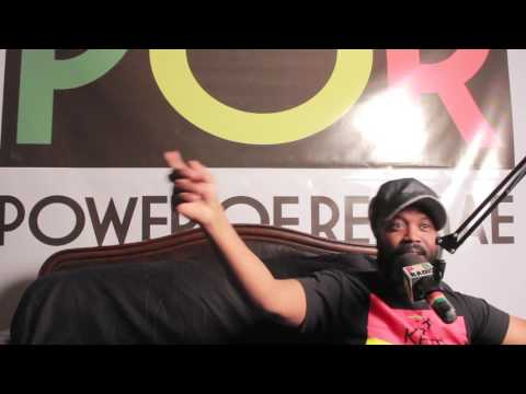 WARRIOR KING INTERVIEW ON POWER OF REGGAE RADIOSHOW
