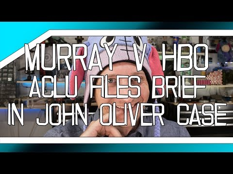 ACLU Files Brief in Murray Energy v. John Oliver