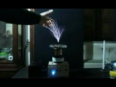 Repeat Spark Gap Tesla Coil by Morten Gubi - You2Repeat