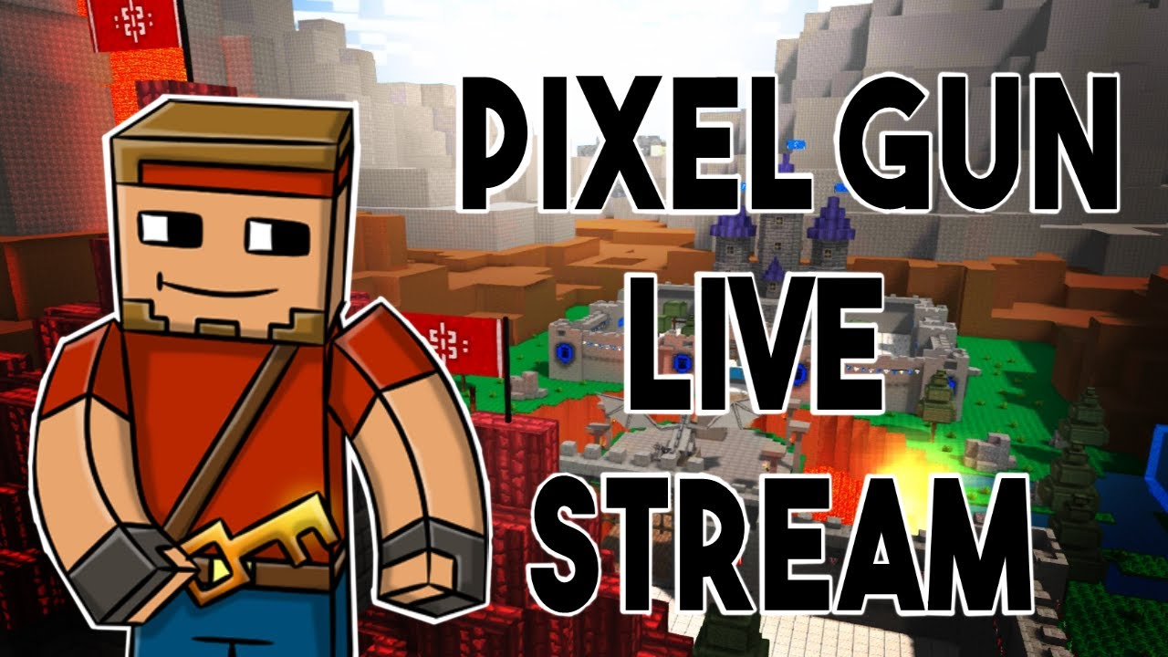 Pixels Online Stream