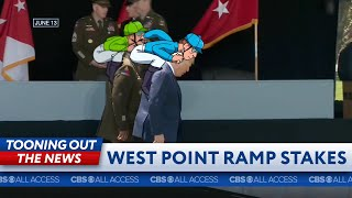 Trump competes in the 2020 West Point Ramp Stakes