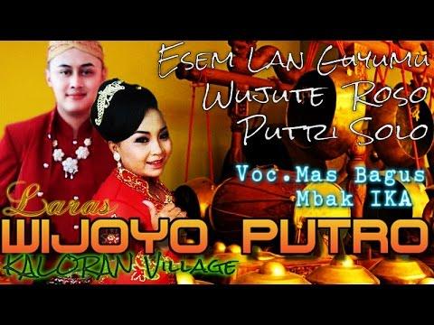 Jaranan Wijoyo Putro Kaloran Esem Lan Guyumu Wujute Roso Putri Solo | Traditional Dance Of Java