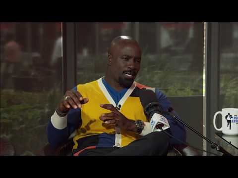 Actor Mike Colter Talks New Season of