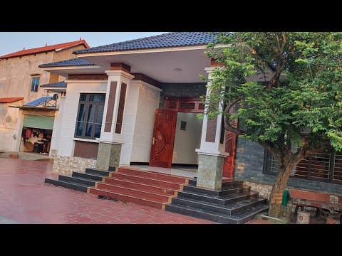 nhà vườn mái Nhật ở nông thôn Việt Nam nhà đẹp 2019 2020