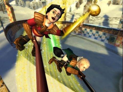 Скачать игру, harry, potter : Quidditch