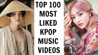 [TOP 100] MOST LIKED KPOP MUSIC VIDEOS ON YOUTUBE | June 2020