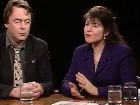 Christopher Hitchens, Naomi Wolf, Rebecca Walker and others discuss feminism (1994)