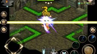 Inotia 4 AoB : Darius, Solo (a lucky fight)