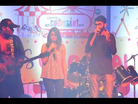 Hosanna || Ee Hrudayam || Cognizant Carnival Hyderabad || Rajashekar and Tulasi