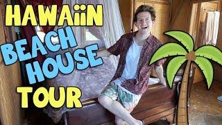 HAWAII BEACH HOUSE TOUR