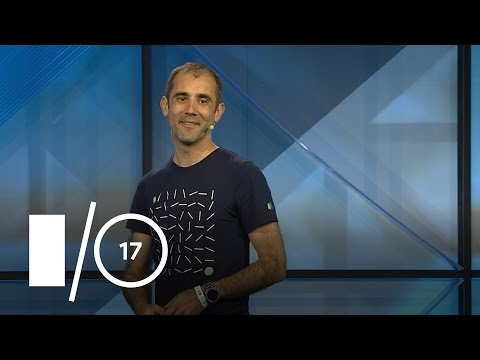 What's New in Google's IoT Platform? Ubiquitous Computing at Google (Google I/O