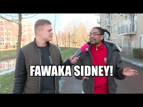 Openbaar blowen met Sidney