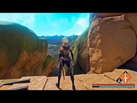 Decay Of Logos - Zelda Meets Dark Souls Action RPG