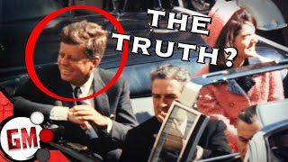 J.F.K. - THE TRUTH REVEALED